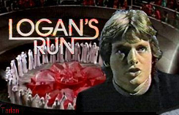 Logan's Run (Pilot) artwork created by Tarlan