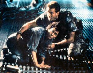 Michael Biehn Archive - Aliens 05 - Too late to save Newt