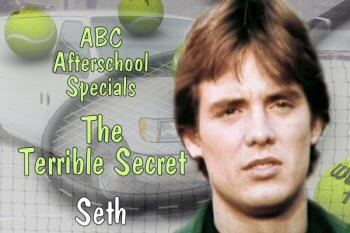 ABC Afterschool Specials - The Terrible Secret artwork created by Tarlan